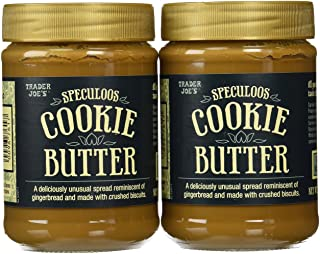 Trader Joe's Speculoos Cookie Butter 14.1 Oz (Pack of 4)
