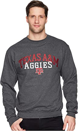 Texas A&M Aggies Eco® Powerblend® Crew