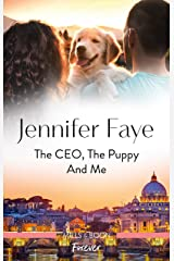 The CEO, the Puppy and Me (The Bartolini Legacy) Kindle Edition