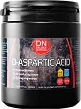 Deluxe Nutrition 250g D-Aspartic Acid Unflavored Powder Estimated Price : £ 22,99