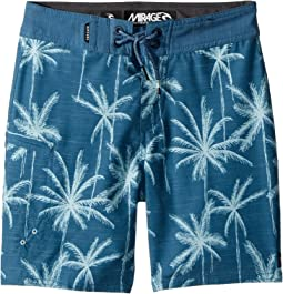 Rip Curl Kids Mirage Palm Trip Boardshorts (Big Kids)