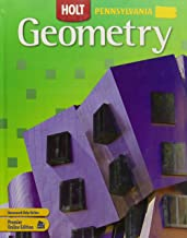 Holt Geometry Pennsylvania: Student Edition Grades 9-12 2007