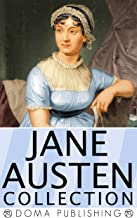 Jane Austen Collection: 18 Works, Pride and Prejudice, Emma, Love and Friendship, Northanger Abbey, Persuasion, Lady Susan, Mansfield Park & more! [Illustrated]