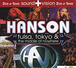 TULSA, TOKYO & THE MIDDLE OF NOWHERE (2 CD'S + DVD)