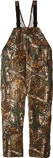 Carhartt Men's Big & Tall Quilt Lined Camo Bib Overalls
