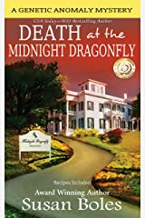 Death at the Midnight Dragonfly: A Genetic Anomaly Mystery Book 2 Kindle Edition
