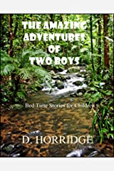THE AMAZING ADVENTURES OF TWO BOYS: Bed Time Stories for Children - Volume 1 (Once Upon a Time Children's Bed Time Adventure Series) Kindle Edition