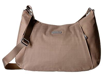 Baggallini Slim Crossbody Hobo (Beach) Hobo Handbags