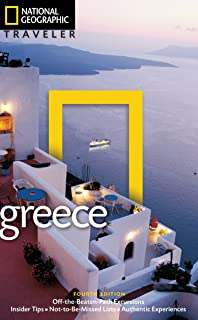National Geographic Traveler: Greece, 4th Edition