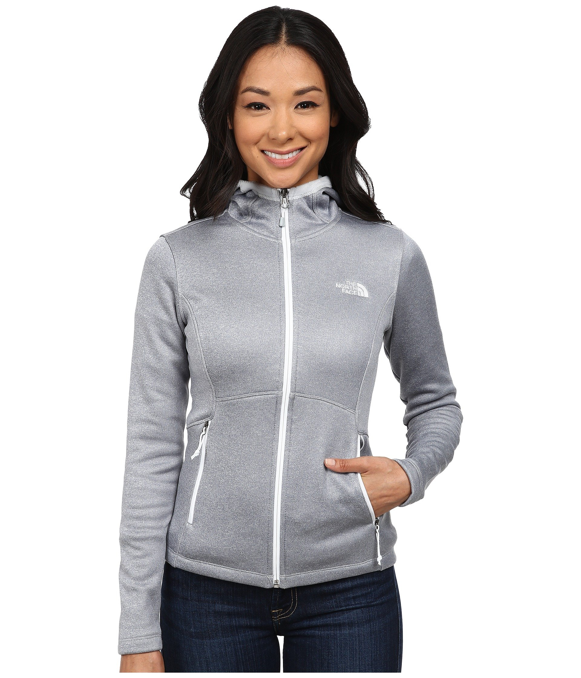 North face women's agave jacket black