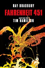 Fahrenheit 451 (novela gráfica) / Ray Bradbury's Fahrenheit 451 (Spanish Edition)