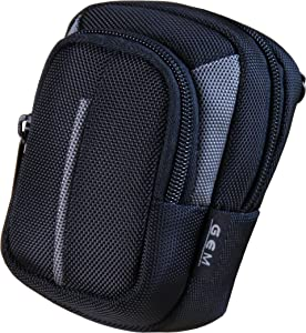 GEM Camera Case for Panasonic Lumix DMC-TZ80  DMC-TZ100  DMC-ZS60  DMC...
