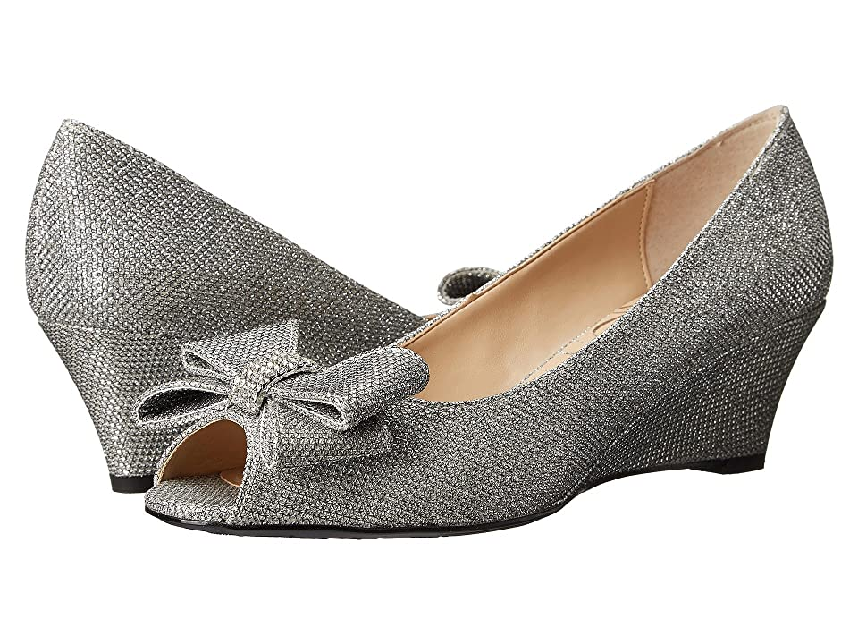 J. Renee Blare (Silver) High Heels