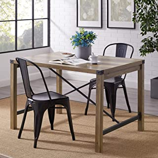 WE Furniture Dining Table, 48