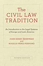 Best the civil law tradition merryman Reviews