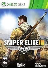 Sniper Elite III - Xbox 360 Standard Edition