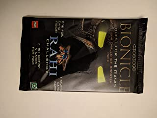 Bionicle Quest for The Masks Rahi Booster Pack