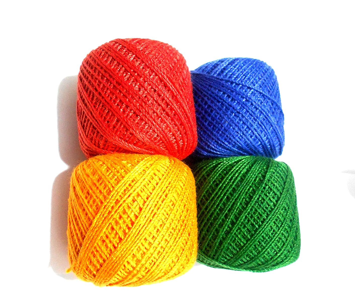 GOELX Thread Rolls Combo For Making Thread Balls For Jewelry/Crafts/Jewelry Wrapping