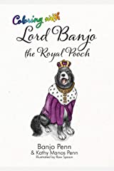 Coloring with Lord Banjo the Royal Pooch Staple Bound