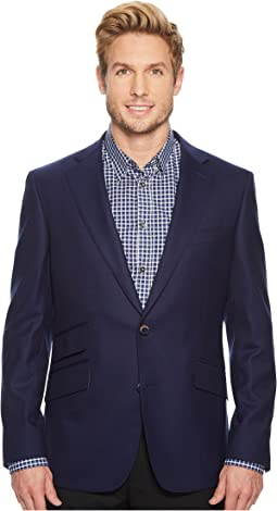 Halden Notch Lapel Blazer