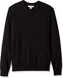 Amazon Brand - Goodthreads Men's Merino Wool Crewneck...