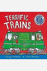 Amazing Machines: Terrific Trains: Anniversary edition Kindle Edition