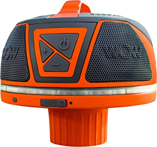 Wow World of Watersports Wow-Sound Speaker, Bluetooth, Waterproof, Shockproof, Floating Speaker, with Long Battery Life, L...