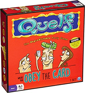 queef board game