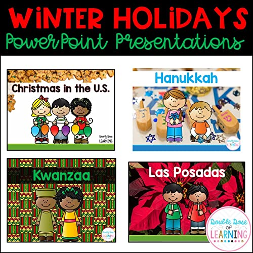 Winter holiday PowerPoint presentations