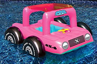 inflatable car pool toy