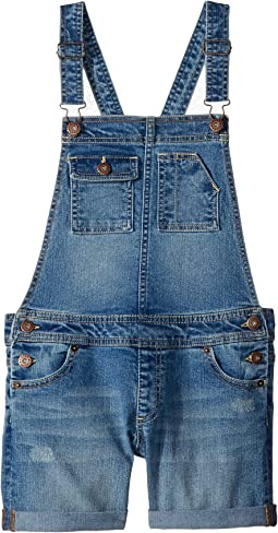 Essie Denim Shortall in Christie Wash (Big Kids)