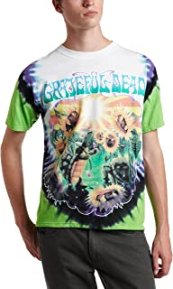 Men's Grateful Dead Sunflower Terrapin Tie Dye T-Shirt