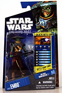 Best star wars the clone wars embo action figure Reviews