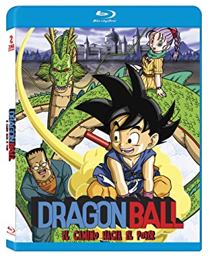 Dragon Ball The Way to The Strongest (Latin Spanish Language) Region A