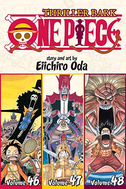 One Piece 3-in-1 Edition Volume 16