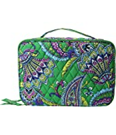 Vera Bradley - Large Blush & Brush Makeup Case