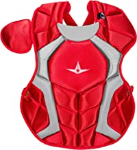 All-Star CPCC1216PSSC Player's Series Chest Protector/Meets NOCSAE/Ages 12-16 SC