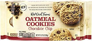 Red Oval Farms Oatmeal Chocolate Chip Cookies, 10.75 Oz