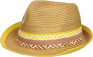 Barts Cordoba Cappello di Paglia, Natural, 53-55 Unisex-Bambini