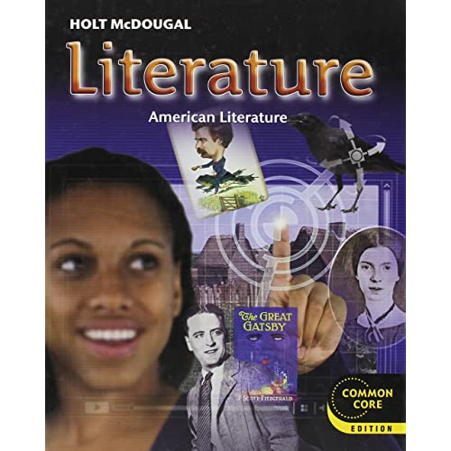 Literature Student Edition Grade 11 (Holt McDougal Literature)