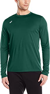 ASICS Mens Circuit 8 Warm-up Long Sleeve XT3259-P