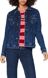 Tommy Jeans Women's Regular Trucker Jckt Cddbcf Jacket