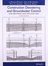 Construction Dewatering And Groundwater Control 3Ed: New Methods And Applications (Pb 2013)