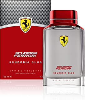 Ferrari Scuderia Club EDT Spray, 4.2 Ounce