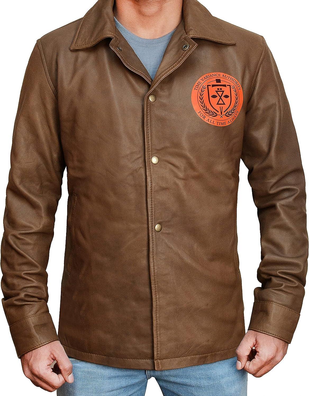 Mens TVA Loki Variant Jacket Tom Hiddleston Cosplay Blazer Coat