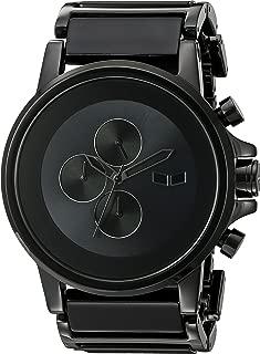 Vestal Men's PLA014 Plexi Acetate Chronograph Watch