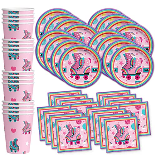 Roller Skating Disco Party Bags Goody Bags Loot Girls Boys Kids Birthday