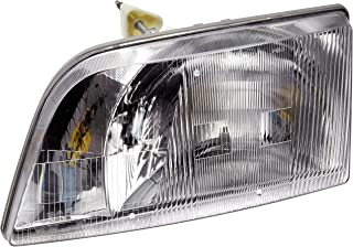 Dorman 888-5508 Driver Side Headlight Assembly For Select Blue Bird / Volvo Models