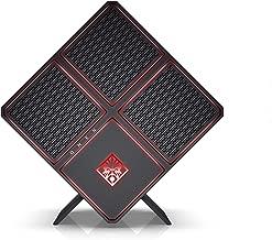 OMEN X by HP Gaming Desktop Computer, Intel Core i9-7920X, Dual NVIDIA GeForce GTX 1080 Ti, 64GB RAM, 2TB hard drive, 512GB SSD, Windows 10 (900-290, Black)