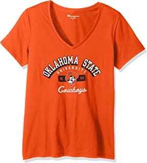 Official NCAA Oklahoma State University Cowboys OKState Pistol Pete OSU Womens Long Sleeve Tee with Thumbholes
